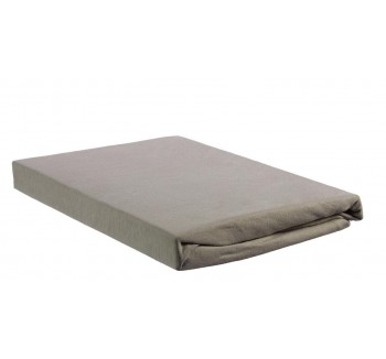 Beddinghouse Jersey Topper Hoeslaken - 90x200/210 - Taupe